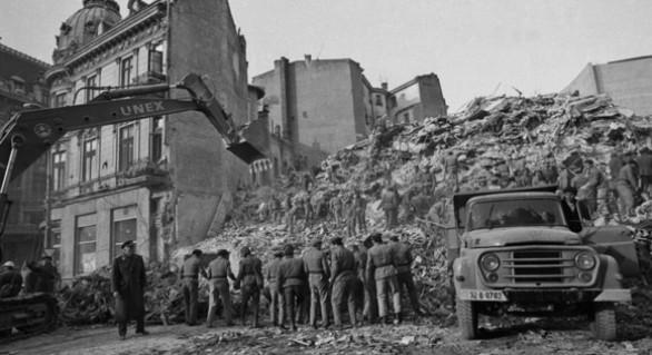 Dezastru! România, decimată de un cutremur mare