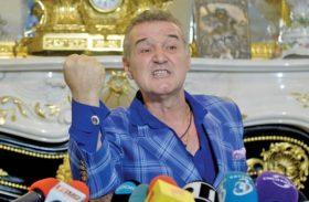 "Gigi Becali: ""Îi iau pe masoni şi îi bag în sac!"""