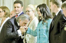 Soția lui Ilie Năstase rămâne cu semne pe viață
