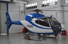 Ministrul care vine cu elicopterul la serviciu!