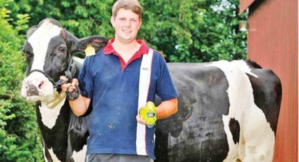 Aşa arată telefonul mobil pentru vaci