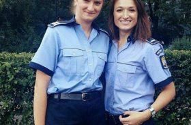 Poliţistele Larisa și Cristina au prins un hoţ în drum spre examen!