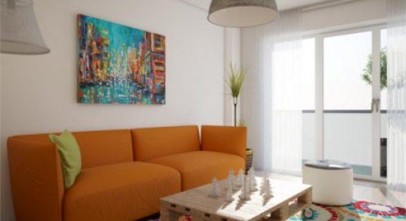Garsonieră într-un ansamblu rezidențial vs apartament într-un cartier rău famat