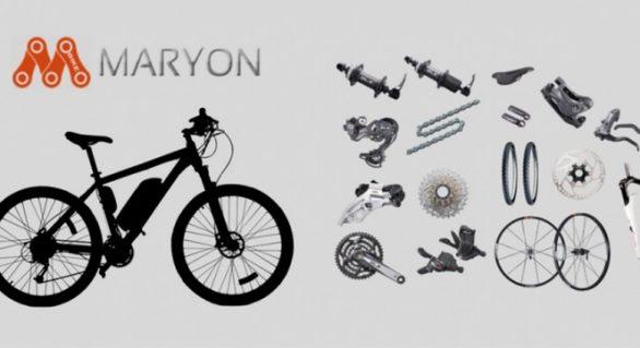 Piese si accesorii calitative pentru bicicleta – solutii de la Maryon