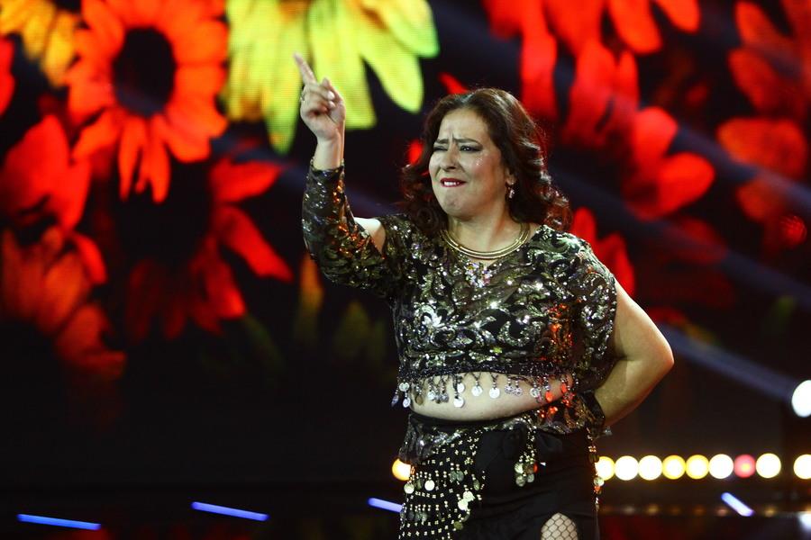 Floricica Dansatoarea a batut la audienta Vocea Romaniei Jr.