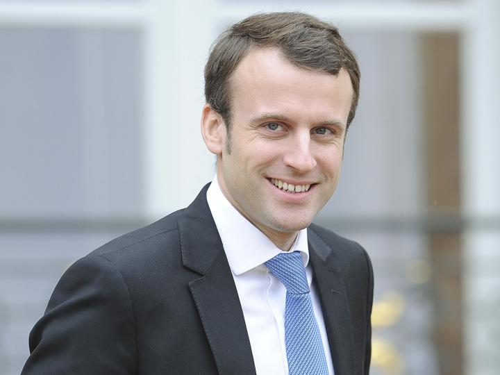 Macron, făcut președinte de postacii români!