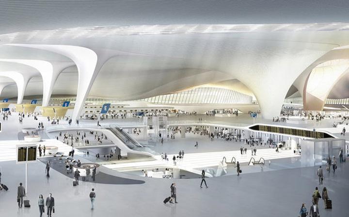 Așa va arăta cel mai mare aeroport din lume